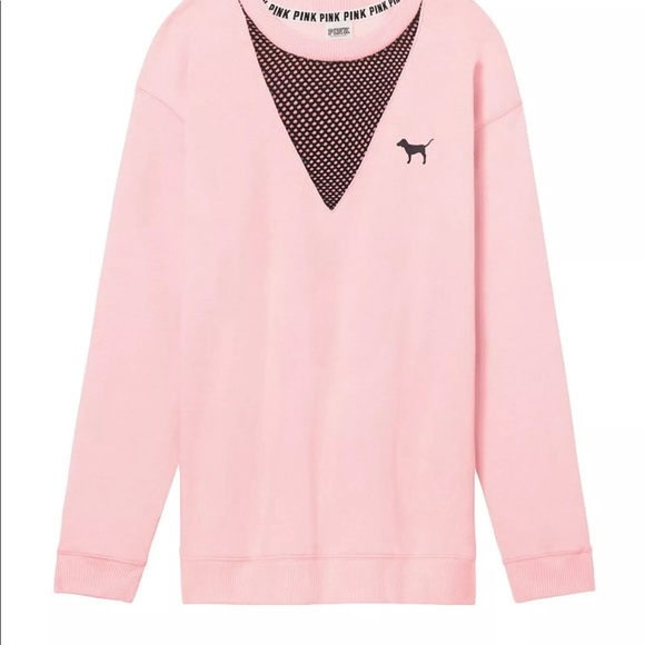 Pink Victorias Secret Sweaters Sale Victorias Secret Pink Sweater
